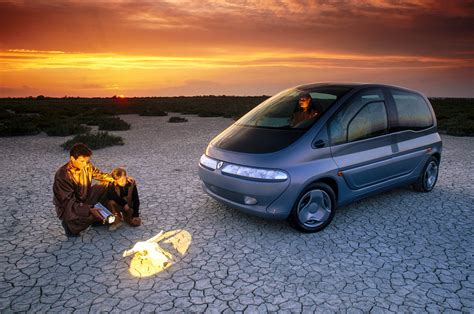 concept renault concept car of the week renault scenic 1991 car