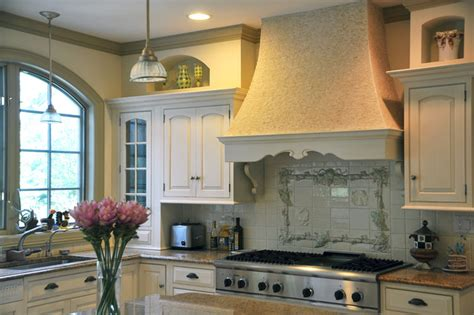 French Kitchen Backsplash French Kitchen French Country Kitchens Remodeling