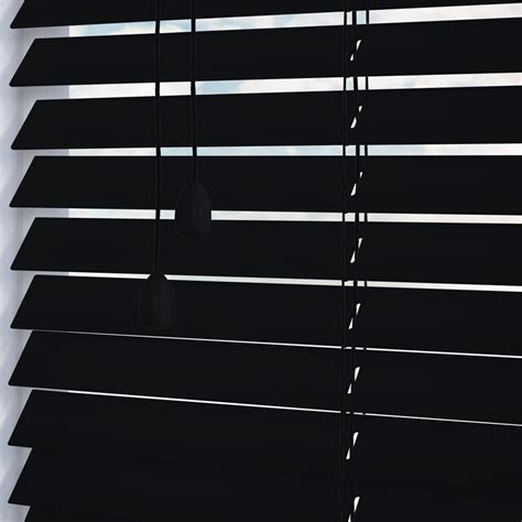 Black Wooden black wooden blinds black wood venetian blinds made to