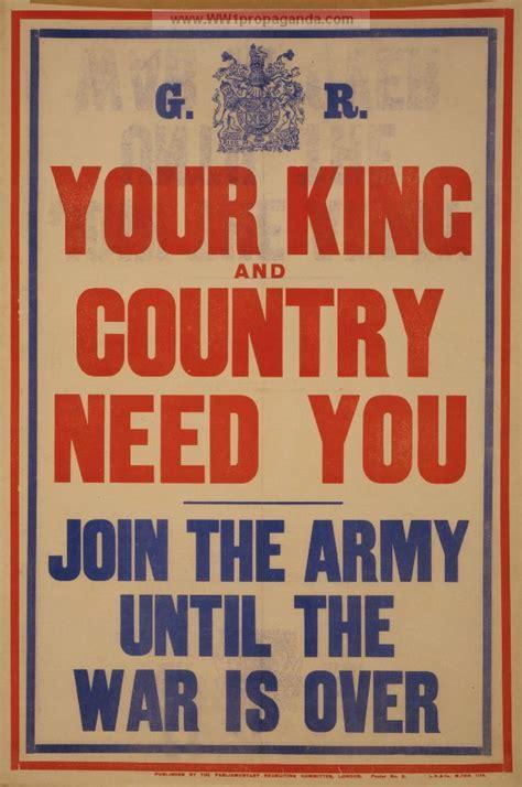 Wwi british propaganda posters 1914 examples of propaganda from ww1