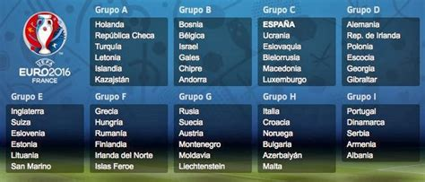Calendario Eliminatorias Rusia 2018 Pdf Eurocopa 2016 Gm Football Academy