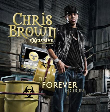 chris brown st album cover world mania chris brown exclusive the forever