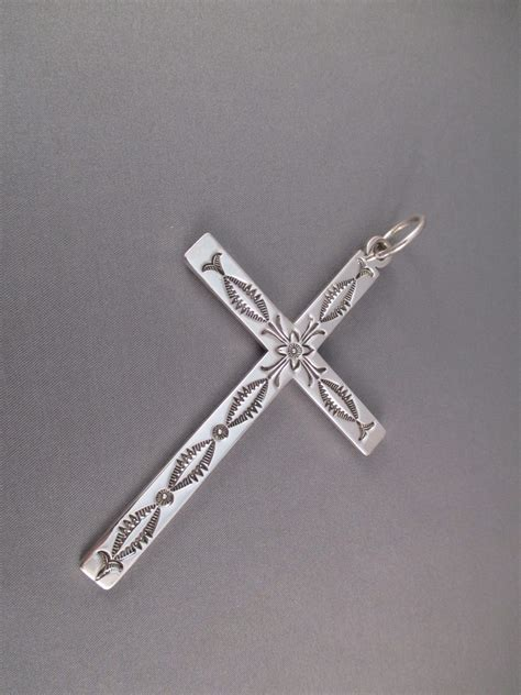 Sterling Silver Cross Pendant curtis sterling silver cross pendant cross pendant