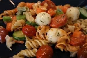 pasta salad adventures a gluten free mom