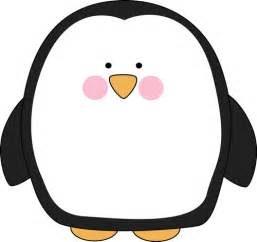 Chubby penguin clip art image large and cute chubby penguin with
