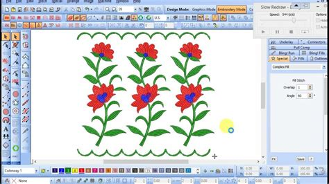 embroidery design management software how to create embroidery design in wilcom e2 software