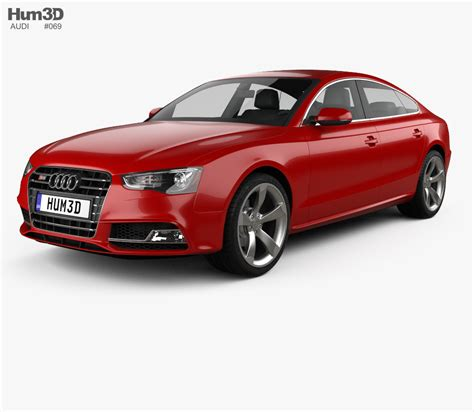 audi  sportback   model vehicles  humd