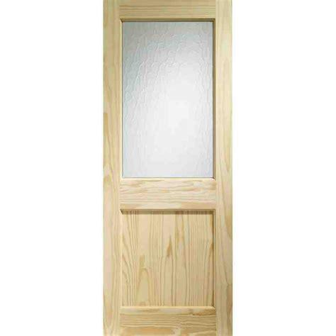 Softwood Exterior Doors Clear Pine Flemish 2xg Chislehurst Doors