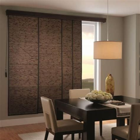 Bamboo Curtains For Sliding Glass Doors 74 Best Images About Vertical Blinds Alternatives On