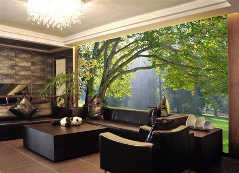 wallpaper for walls custom 3d mural wallpaper scenery for living room tv background