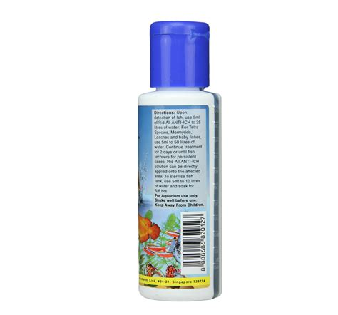 anti itch shoo for dogs rid all anti itch solution 120 ml dogspot pet supply store