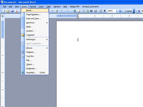 insert section break in word 2010 shortcuts and tips for legal researchers tip 5 how to