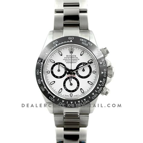 Rolex 562 Semi Premium Rolex Daytona 116500ln White Replica Dealer Clocks