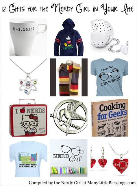 12 gifts for the nerdy girl in your life