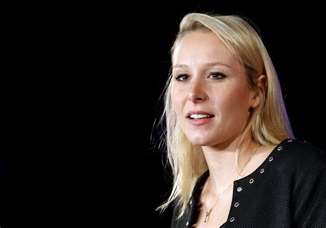 marion marechal marion mar 233 chal le pen the agony of