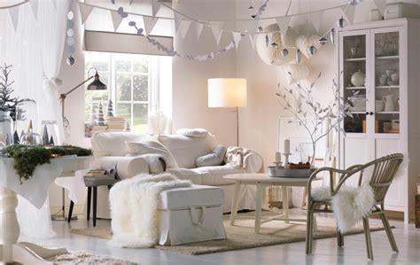 ikea wohnzimmer ideen winter deko f 252 rs wohnzimmer tolle ideen ikea