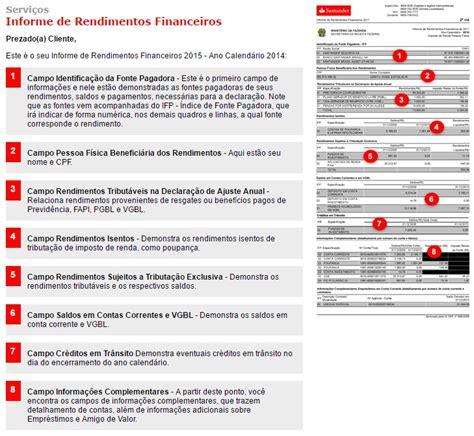 informe de rendimentos de inss 2016 comprovante de rendimentos inss 2016 imposto de renda