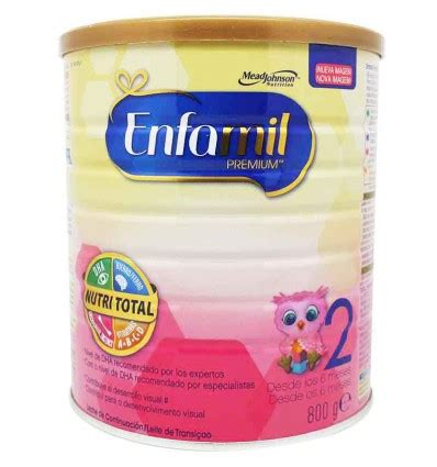 Enfamil A 2 enfamil 2 premium 800 g leche continuacion