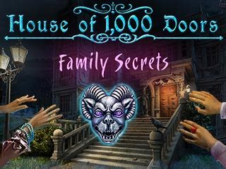 house of 1000 doors house of 1 000 doors family secrets game free download