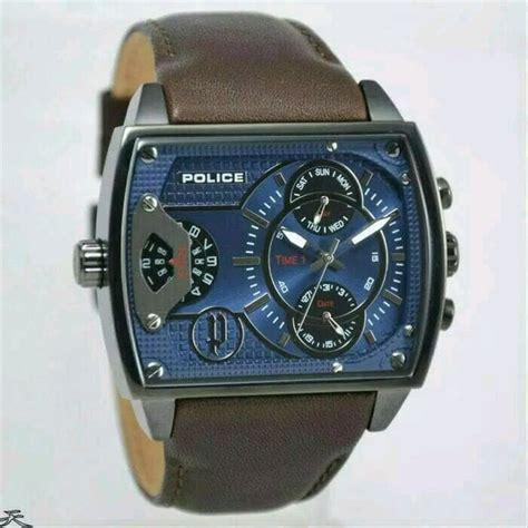 jual jam tangan pria police original  lapak tonny bobby