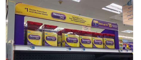 Nexium Shelf by Pfizer Goes Otc With The Launch Of Nexium24hr