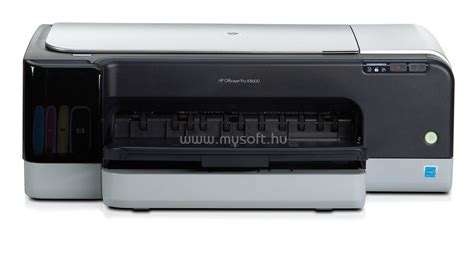 Printer Hp K8600 hp officejet pro k8600 printer cb015a sz 237 nes tintasugaras nyomtat 243 mysoft hu