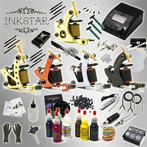 tattoo kit in philippines the hildbrandt professional tattoo supply kit system 2