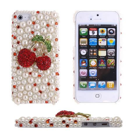 Iphone 5 Grid 3d Hardcase Casing Iphone 5 iphone 5 5s g1 luxury 3d bling cover ebay