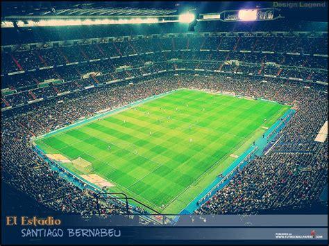 real madrid santiago bernabeu stadium wallpapers sports galleries santiago bernab 233 u stadium wallpapers