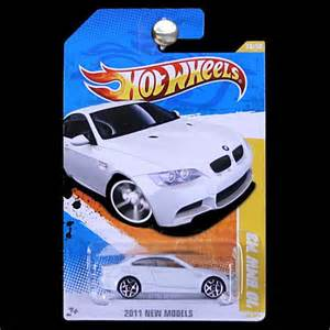 Hot Wheels 2011 New Models '10 BMW M3 Coupe White