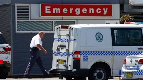 Lu Emergency Onlite State Government To Audit Nsw Hospital Security After