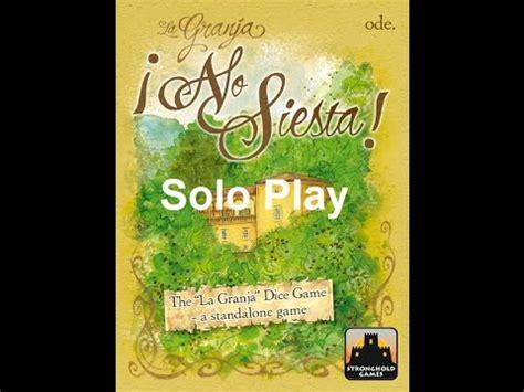 Promo La Granja No Siesta Dice la granja no siesta the dice play