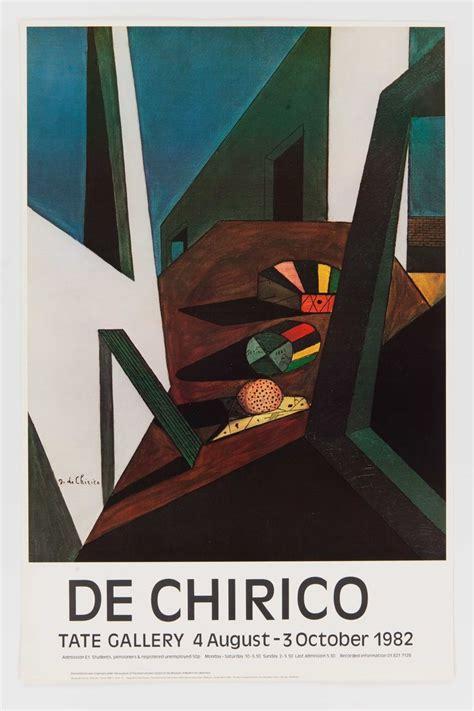 ba de chirico espagnol les 11 meilleures images du tableau chirico sur de chirico affiche d exposition et