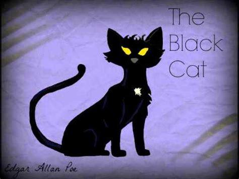 edgar allan poe biography the black cat the black cat by edgar allan poe audio book youtube