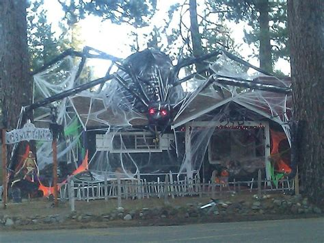 decorated homes for halloween best 25 halloween spider decorations ideas on pinterest spider decorations diy spider