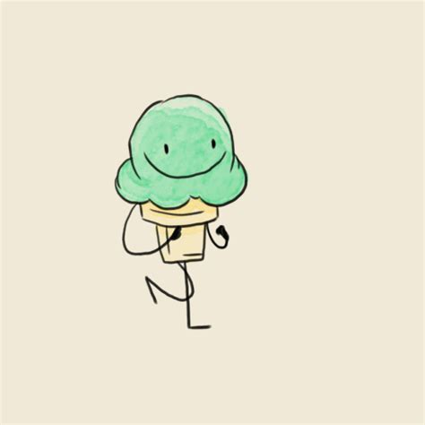 imagenes animadas tumblr melting ice cream gifs find share on giphy