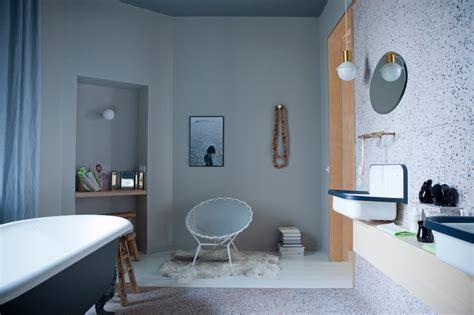 idee per il bagno decorare le pareti bagno livingcorriere