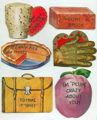 Valentines Stuffers From 400 Up by Tracy S Toys And Some Other Stuff Mundane Object Valentines