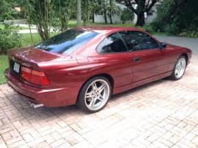 1991 bmw 850i coupe 2 door 5 0l v 12 e31 for sale photos