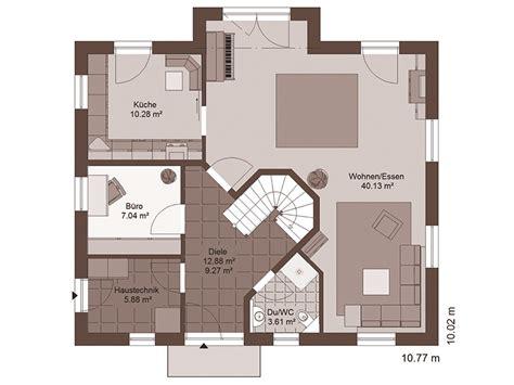 Haus Grundriss by Genolivingstar 7 Der Genowohnbau Gmbh Co Kg Haus Grundriss