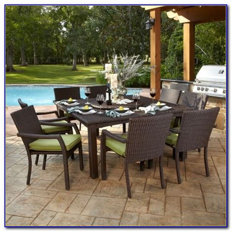 Costco Patio Furniture Dining Sets Patio Dining Set Costco