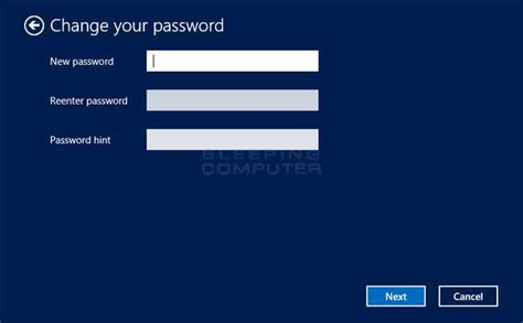 can you reset windows password how to change your windows password