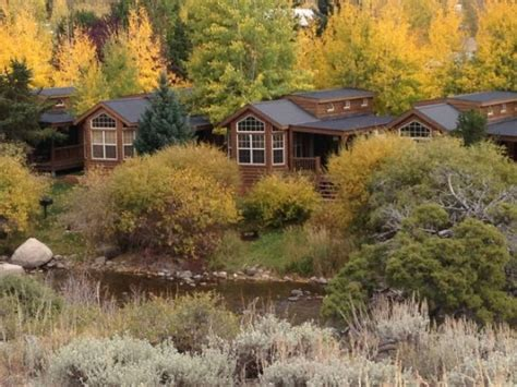 Three Rivers Cabins by Three Rivers Resort Outfitting Colorado