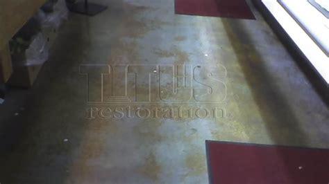 Acid Stain vs Polished Concrete   Concrete Floor Finishes