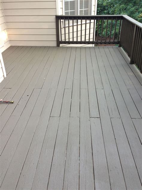 photo sherwin williams deck revive fills cracks