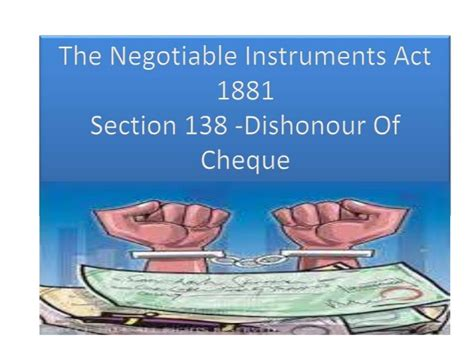 138 section for cheque bounce dishonour of cheque priyanka agarwal bvdu pune