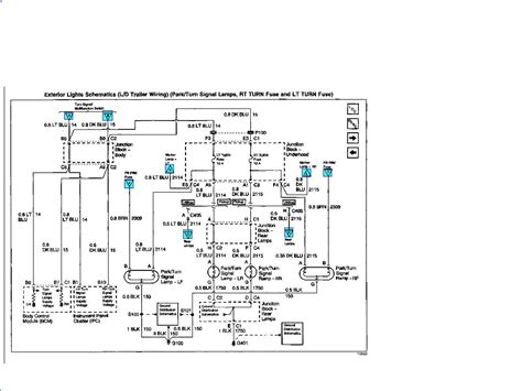2003 chevy trailer wiring diagram 100 2003 chevrolet malibu wiring harness manual repair guides wiring diagrams wiring