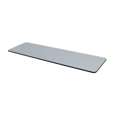 Laminate Shelf Board by Mortech Model T3624 Laminated Storage Board