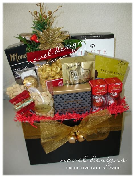 22 best christmas gift baskets images on pinterest