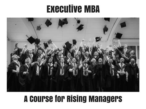 Mba A Terminal Degree by Executive Mba Emba Distance Education Delhi